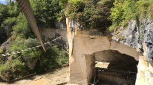 Via Ferrata-Avallon-Via Ferrata de la Grotte de Champ Retard en Bourgogne-6