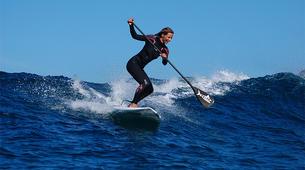 Kitesurfing-Corralejo, Fuerteventura-SUP group courses in Corralejo, Fuerteventura-2