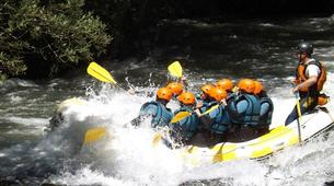 Rafting-Cantabrie-Rafting on the Ebro River from Arroyo in Cantabria-4