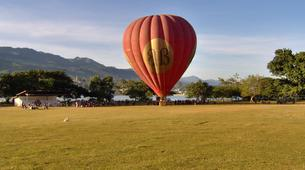 Hot Air Ballooning-Nyaungshwe-Private hot air balloon safari in Myanmar's Southern Shan State-1