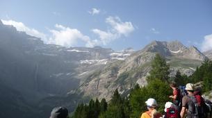 Hiking / Trekking-Luz Saint Sauveur-Hiking up Pic de Bergons near Gavarnie-1