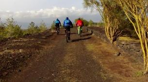 Mountain bike-Parco di Nebrodi-MTB Lago Trearie e Lago Cartolari-1