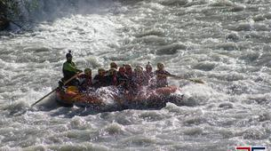 Rafting-Aosta Valley-Advanced rafting from Morgex to Aymaville in the Aosta Valley-6