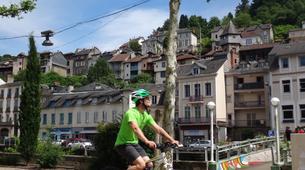 Mountain bike-Meyrignac-l'Église-Descente du Suc au May en VTT, Corrèze-4