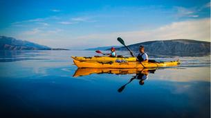 Kayak de mer-Rab-Sea kayaking excursion in Rab Island, Croatia-4