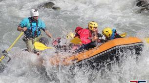 Rafting-Aosta Valley-Advanced rafting from Morgex to Aymaville in the Aosta Valley-2