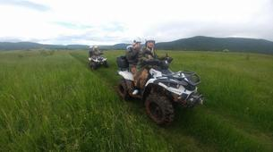 Quad biking-Otočac-Quad biking in the Gacka Valley near Otočac-2