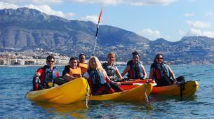 Sea Kayaking-Alicante-Kayaking in Altea, Alicante-4