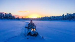 Snowmobiling-Kiruna-Snowmobile Afternoon Excursion-2