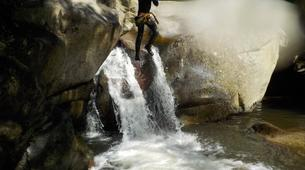 Canyoning-Prades-Canyon de Molitg à Molitg-les-Bains, La Castellane-4