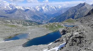 Hiking / Trekking-Aosta Valley-Trek 3 Jours sur les Lacs et Glaciers du Ruitor-3