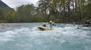 Rafting-Lechtal-Miniraft adventure on the river Lech in Tyrol-3