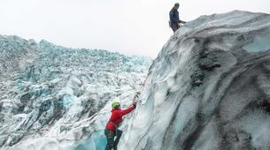 Ice Climbing-Skaftafell-Ice climbing trip in the Skaftafell Glacier-1