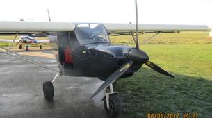 Microlight flying-Lille-Microlight initiation flight near Lille-5