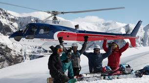 Heliski-Queenstown-Heli-skiing Private Day Charters from Queenstown-1
