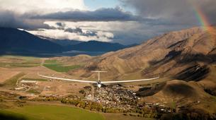 Gliding-Omarama-Valley Explorer flight in the Southern Alps from Omarama-2