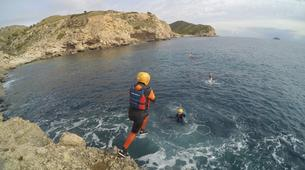 Coasteering-Alicante-Coasteering en Villajoyosa, Alicante-1