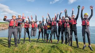 Coasteering-Pembrokeshire-Coasteering excursion in Pembrokeshire-5