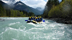 Rafting-Lechtal-Rafting on the river Lech in Tyrol-1