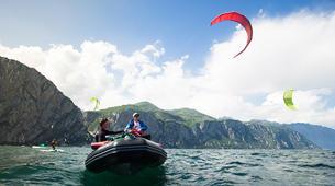 Kitesurfing-Lake Garda-Kitesurf lessons at Lake Garda-6