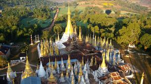 Hot Air Ballooning-Nyaungshwe-Private hot air balloon safari in Myanmar's Southern Shan State-5