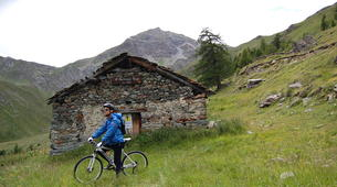 Mountain bike-Aosta Valley-Mountain biking in the Aosta Valley-1