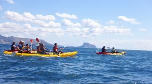 Sea Kayaking-Alicante-Kayaking in Altea, Alicante-2