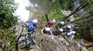 Via Ferrata-Ötztal-Via Ferrata at Lehner Waterfall in Tyrol-4