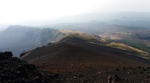 Randonnée / Trekking-Mount Etna-Hiking to the Summit of Montagnola (2,640m), Mount Etna-4