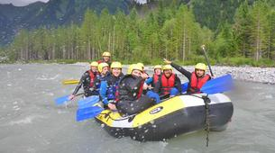 Rafting-Lechtal-Rafting on the river Lech in Tyrol-2