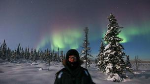 Snowmobiling-Kiruna-Snowmobile excursions in Kiruna-4