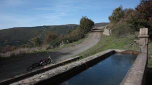 Mountain bike-Parco di Nebrodi-MTB Lago Trearie e Lago Cartolari-4