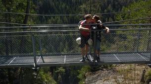 Via Ferrata-Ötztal-Via Ferrata at Lehner Waterfall in Tyrol-2