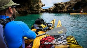 Kayak de mer-Rab-Sea kayaking excursion in Rab Island, Croatia-3