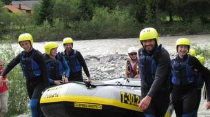Rafting-Lechtal-Rafting on the river Lech in Tyrol-4