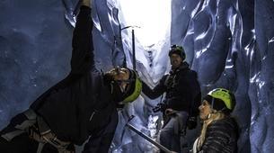 Ice Climbing-Sólheimajökull-Ice climbing trip in the Sólheimajökull Glacier-4