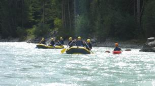 Rafting-Lechtal-Miniraft adventure on the river Lech in Tyrol-1