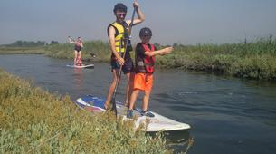 Stand Up Paddle-Murtosa-SUP excursion in the canals of Murtosa-3