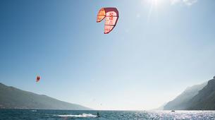 Kitesurfing-Lake Garda-Kitesurf lessons at Lake Garda-2