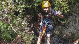 Canyoning-Las Palmas de Gran Canaria-Barranco de los Cernicalos Canyoning Tour in Gran Canaria-2