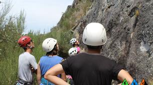 Escalade-Arouca-Rock Climbing in Freita near Arouca-3