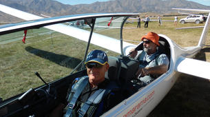 Gliding-Omarama-Valley Explorer flight in the Southern Alps from Omarama-6