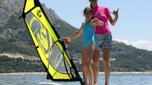 Windsurfing-Omis-Windsurfing course in Omis-6