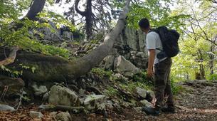 Randonnée / Trekking-Krk-Hiking in Risnjak National Park-2