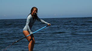 Kitesurfing-Corralejo, Fuerteventura-SUP group courses in Corralejo, Fuerteventura-5