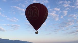 Montgolfière-Nyaungshwe-Hot air balloon flight over Inle Lake-4