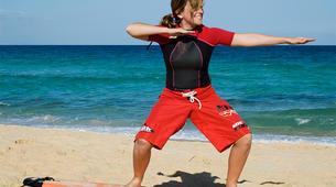 Kitesurfing-Corralejo, Fuerteventura-Surf group courses in Corralejo, Fuerteventura-8
