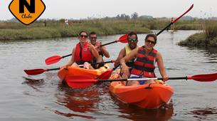 Stand Up Paddle-Murtosa-Kayaking excursion in the canals of Murtosa-5