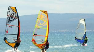 Windsurfing-Omis-Windsurfing course in Omis-1