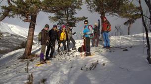 Snowshoeing-Kiruna-Snowshoeing excursions in Kiruna-6